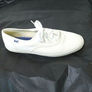Keds Champion Originals Leather Sneaker Shoes 7 M
